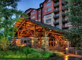 The Steamboat Grand, self catering accommodation in Steamboat Springs