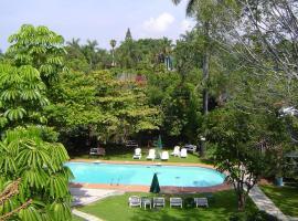 Hotel Jacarandas, hotel in Cuernavaca