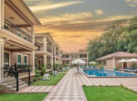 Seashell Suites and Villas, hotel with pools in Candolim
