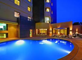 Corp Amman Hotel, отель в Аммане