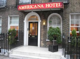Americana Hotel, hotel near Madame Tussauds, London