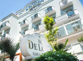 Hotel De Londres, отель в Римини