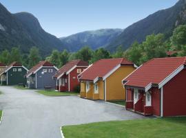 Rjukan Hytteby, resort village in Rjukan