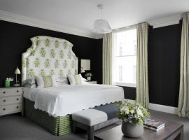 Haymarket Hotel, Firmdale Hotels, accessible hotel in London