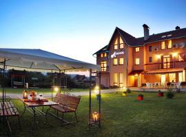 Villa Alessia, отель в Сходнице