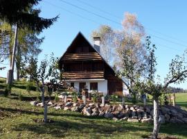 Chata Lúčky, hotel v destinácii Brezno