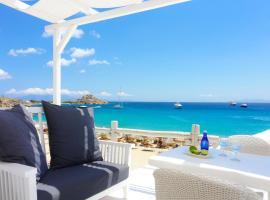 Mykonos Palace Beach Hotel, hotel in Platis Gialos