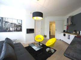 Suite aan de A, hotel near Groningen Station, Groningen