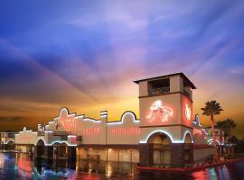 Saddle West Casino Hotel, hotel in Pahrump