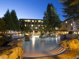 Harrison Hot Springs Resort & Spa, resort in Harrison Hot Springs