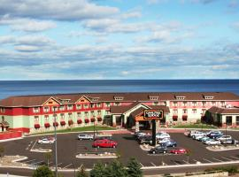 Canal Park Lodge, romantic hotel in Duluth