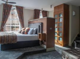 Lace Market Hotel Nottingham by Compass Hospitality, hotel near Nottingham Castle, Nottingham