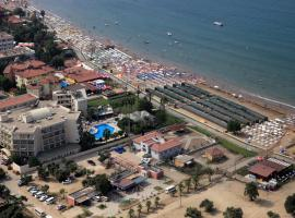 Nerton Hotel - All Inclusive, отель в Сиде