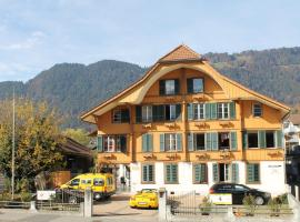 Residence Jungfrau, hotel in Interlaken