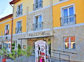 Nefelejcs Hotel, hotel Mezőkövesden