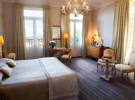 Pavillon Henri IV, hotel near Palace of Versailles, Saint-Germain-en-Laye