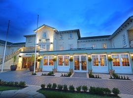 Spa Hotel at Ribby Hall Village, hotel near Poulton le Fylde Golf Club, Wrea Green