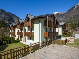 Residence Rta La Rosa delle Dolomiti, serviced apartment in Carisolo