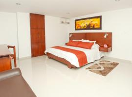 Hotel Andino, hotel en Bucaramanga