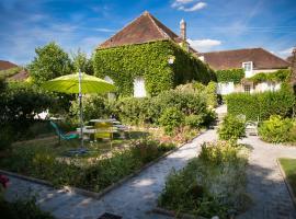 Aux Charmes de Maintenon, hotel near Château de Maintenon Golf Course, Maintenon