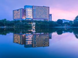 DoubleTree by Hilton Hotel Guangzhou - Science City, hotel with pools in Guangzhou