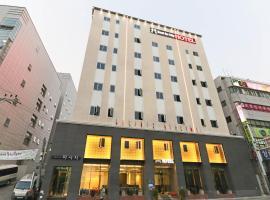 부산 부산역 근처 호텔 베스트 인 시티 호텔