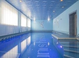 Гостиница-отель Inshinka-SPA, отель в Туле