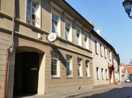 Litinterp Vilnius, hotel in Vilnius