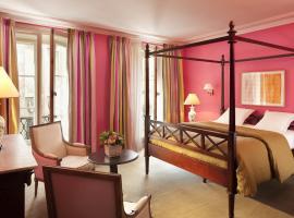 Hôtel du Danube Saint Germain, hotel in Paris