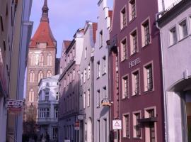 Aalreuse, Hotel in der Nähe von: DKB-Arena, Rostock