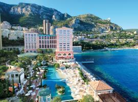 Monte-Carlo Bay Hotel & Resort, hotel in Monte Carlo