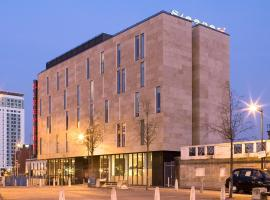 Sleeperz Hotel Cardiff, hotel near Capitol Shopping Centre, Cardiff