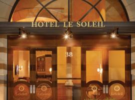Executive Hotel Le Soleil New York, hotel near Times Square, New York