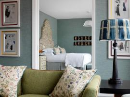 The Soho Hotel, Firmdale Hotels, accessible hotel in London
