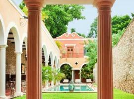 Hotel Hacienda Mérida VIP, hôtel à Mérida