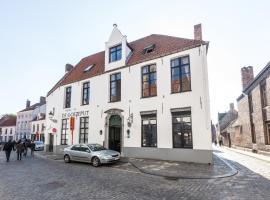 Hotel Goezeput, hotel near Damme Golf, Bruges