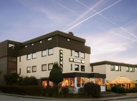 Hotel Hillegosser Hof, hotelli kohteessa Bielefeld