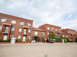 Villa Jeziorki 71, nakvynės su pusryčiais namai Varšuvoje