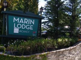 Marin Lodge, motel in San Rafael