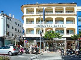 Hotel S'Agoita, hotel near Pp's Park, Platja d'Aro