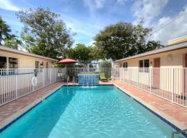 Lauderdale Villas by the Sea, serviced apartment in Fort Lauderdale