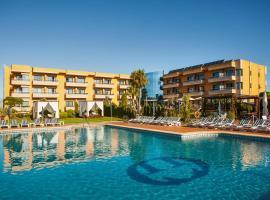 Hotel Spa Galatea, hotel with pools in Portonovo