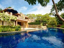 Pool Villa Club Lombok, family hotel in Senggigi