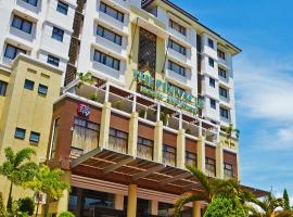 The Pinnacle Hotel and Suites, hotel in Davao City