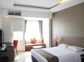 Lorin New Kuta Hotel, hotel in Uluwatu