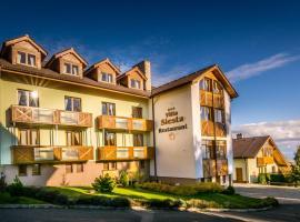 Hotel Villa Siesta, hotel near Lomnicky peak, Vysoké Tatry