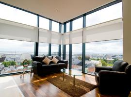 The Western Citypoint Apartments, apartment in Galway