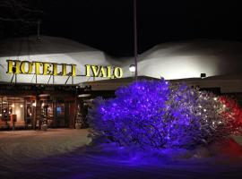 Hotel Ivalo, hotel in Ivalo
