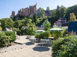 Hotel am Schloss, Hotel in Heidelberg