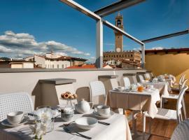 Hotel della Signoria, отель во Флоренции, рядом находится Собор Санта-Мария-дель-Фьоре